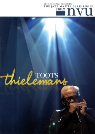 Jean (Toots) Thielmans - DVD - The Jazz Class Master Series From Nyu - Sheet Music - di-arezzo.co.uk