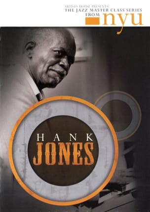 Hank Jones - DVD - The Jazz Class Master Series From Nyu - Sheet Music - di-arezzo.co.uk