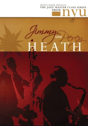 Jimmy And Percy Heath - DVD - The Jazz Class Master Series From Nyu - Sheet Music - di-arezzo.com