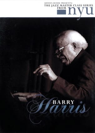Barry Harris - DVD - The Jazz Class Master Series From Nyu - Sheet Music - di-arezzo.co.uk