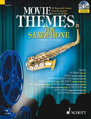 - Movie Themes For Tenor Saxophone - Sheet Music - di-arezzo.co.uk