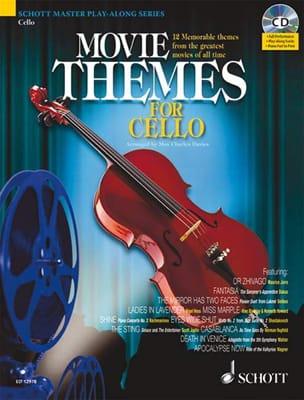 Movie Themes For Cello - Sheet Music - di-arezzo.com