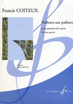 Paillettes Aux Paillotes - Francis Coiteux - laflutedepan.com