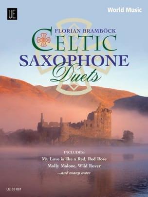 Florian Bramböck - Celtic Saxophone Duets - Partition - di-arezzo.fr