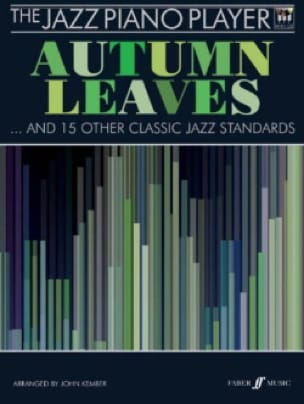 The Jazz Piano Player - Autumn Leaves - Sheet Music - di-arezzo.com