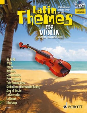 Latin themes - Partition - Violon - laflutedepan.com