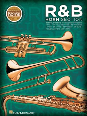 RB Horn Section - Sheet Music - di-arezzo.co.uk