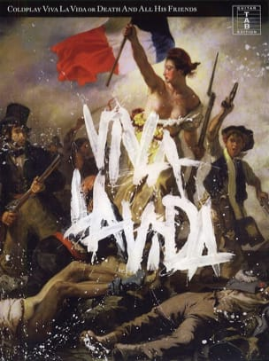 Coldplay - Viva la Vida or Death And All His Friends - Partition - di-arezzo.fr