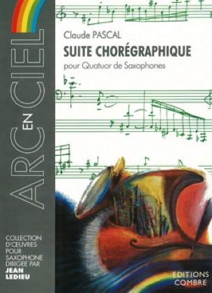 Claude Pascal - Suite coreográfica - Partition - di-arezzo.es