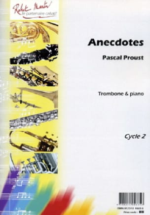 Pascal Proust - Trivia - Sheet Music - di-arezzo.co.uk
