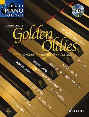 Golden Oldies - Partition - laflutedepan.com