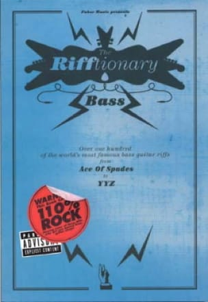 - The Rifftionary - Sheet Music - di-arezzo.co.uk
