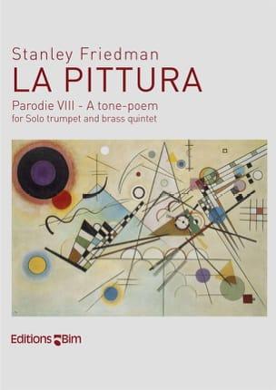 Stanley Friedman - La Pittura - Partition - di-arezzo.fr
