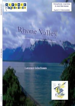 Rhone Valley - Laurent Mariusse - Partition - laflutedepan.com