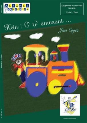 Jean Coyez - Huh! C 'Tr' Fun - Sheet Music - di-arezzo.com