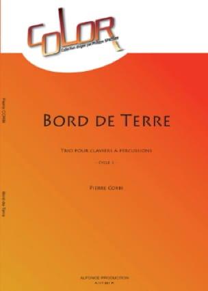 Pierre Corbi - Bord de Terre - Partition - di-arezzo.fr
