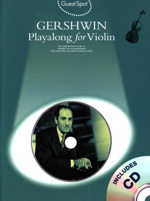 Guest Spot - Playalong For Violin - George Gershwin - laflutedepan.com