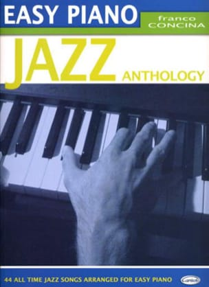 - Easy Piano Jazz Anthology - Sheet Music - di-arezzo.co.uk