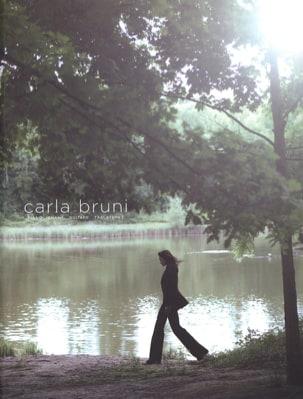 Comme Si de Rien N' Etait - Carla Bruni - Partition - laflutedepan.com