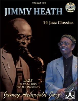 METHODE AEBERSOLD - Volume 122 - Jimmy Heath - Sheet Music - di-arezzo.co.uk