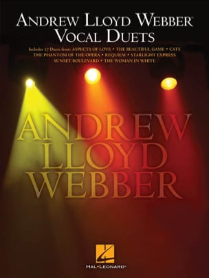 Andrew Lloyd Webber - Vocal Duets - Partition - di-arezzo.fr