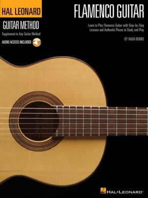 Hugh Burns - Flamenco Guitar - Partition - di-arezzo.fr