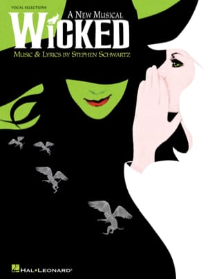 Stephen Schwartz - Wicked - A new musical - Sheet Music - di-arezzo.co.uk