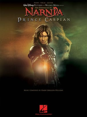 The Chronicles Of Narnia - Prince Caspian Partition laflutedepan