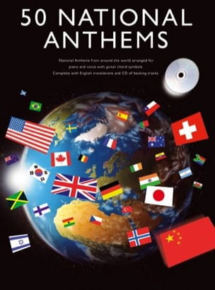 - 50 National Anthems - Sheet Music - di-arezzo.co.uk