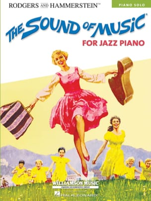 Richard Rodgers - The Sound Of Music For Jazz Piano - Partition - di-arezzo.fr