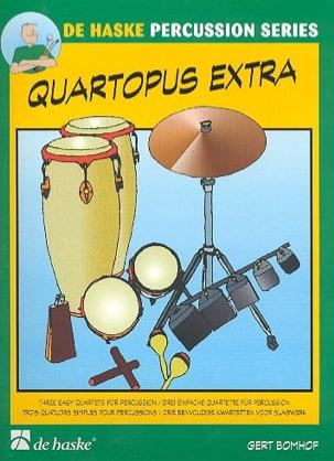 Gert Bomhof - Quartopus Extra - Partition - di-arezzo.fr