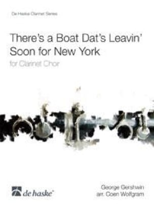 George Gershwin - There's A Boat Dat's Leavin' Soon For New York - Partition - di-arezzo.fr
