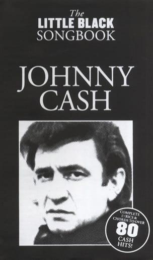 Johnny Cash - The Little Black Songbook - Sheet Music - di-arezzo.com