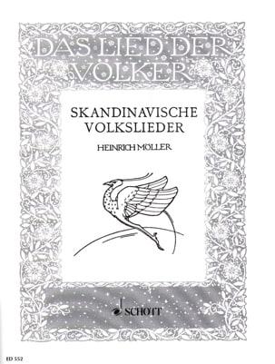 Skandinavische Volkslieder - Partition - laflutedepan.com