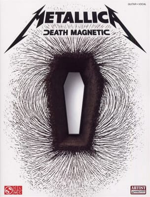 Death Magnetic Metallica Partition Pop / Rock - laflutedepan