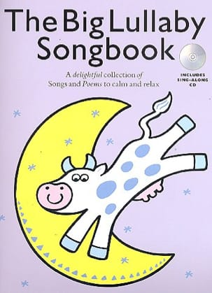 The Big Lullaby Songbook Partition Chanson française - laflutedepan