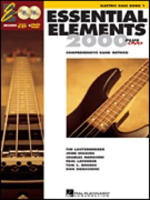 - Essential Elements 2000 Electric Bass Volume 1 - Sheet Music - di-arezzo.com