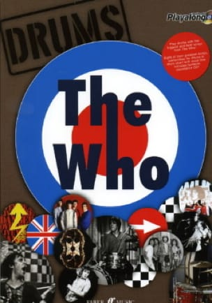The Who - Authentic Playalong - Sheet Music - di-arezzo.co.uk