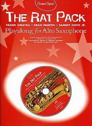 - Guest Spot - The Rat Playalong Pack For Alto Saxophone - Sheet Music - di-arezzo.com