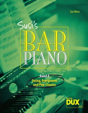 Susi's bar piano volume 4 Partition Jazz - laflutedepan