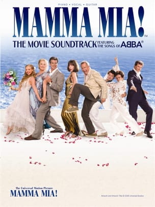 ABBA - Mamma Mia - Sheet Music - di-arezzo.co.uk