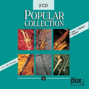 - CD Popular collection volume 9 - Partition - di-arezzo.fr