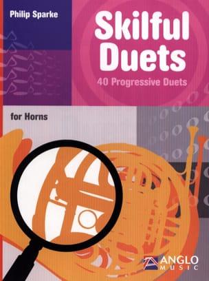 Philip Sparke - Skilful Duets - 40 Progressive Duets - Partition - di-arezzo.co.uk