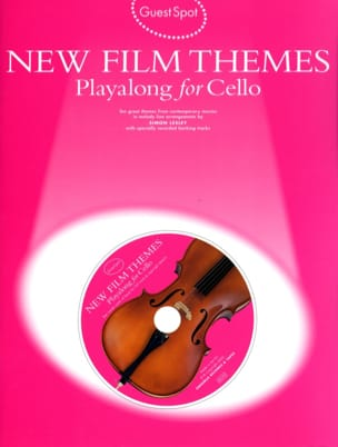Guest Spot - New Film Themes Play-Along For Cello laflutedepan