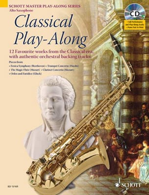 - Classical Play-Along - Partition - di-arezzo.fr