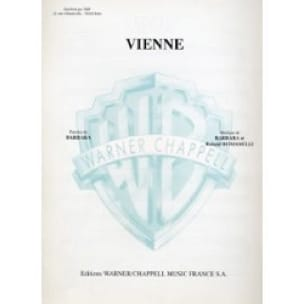 Barbara - Vienna - Sheet Music - di-arezzo.co.uk