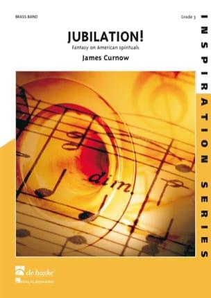 Jubilation! - Conducteur James Curnow Partition laflutedepan