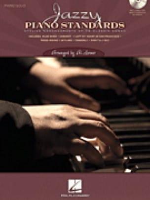 Jazzy Piano Standards Partition Jazz - laflutedepan