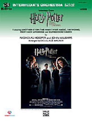 Hooper Nicholas / Williams John - Selections From Harry Potter and the Order of the Phoenix - Sheet Music - di-arezzo.com