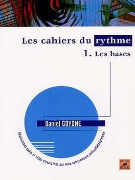 Daniel Goyone - The Books of Rhythm 1 - The Basics - Sheet Music - di-arezzo.com